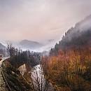 Първа жп линия между Момина клисура и Костенец / Автор: Денислав Михайлов
