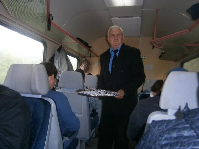 С радост представяме пътеписа на наш клиент, пътувал с Гергьовския влак между Горна Оряховица и Трявна