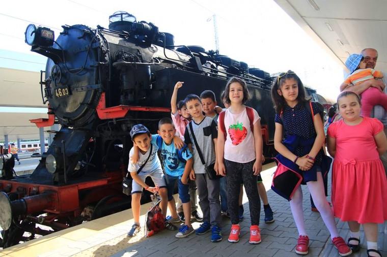 1 юни с БДЖ – празник на детската култура и интеграция