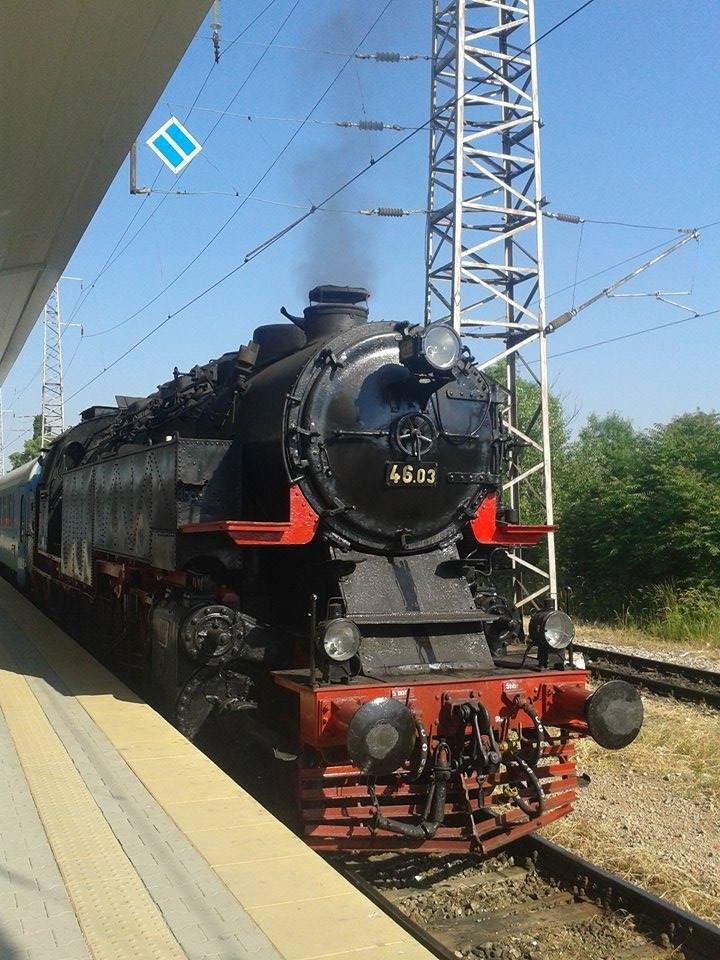 Парен локомотив № 46.03