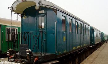 Ретро-вагон С764 №502