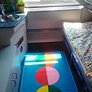 БДЖ придава лятно настроение на пътниците в спалните вагони