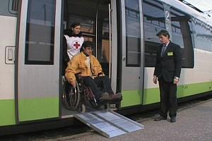 Лица с увреждания и лица с ограничена подвижност
