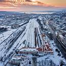 ЖП гара Варна / Автор: Ивайло Станков