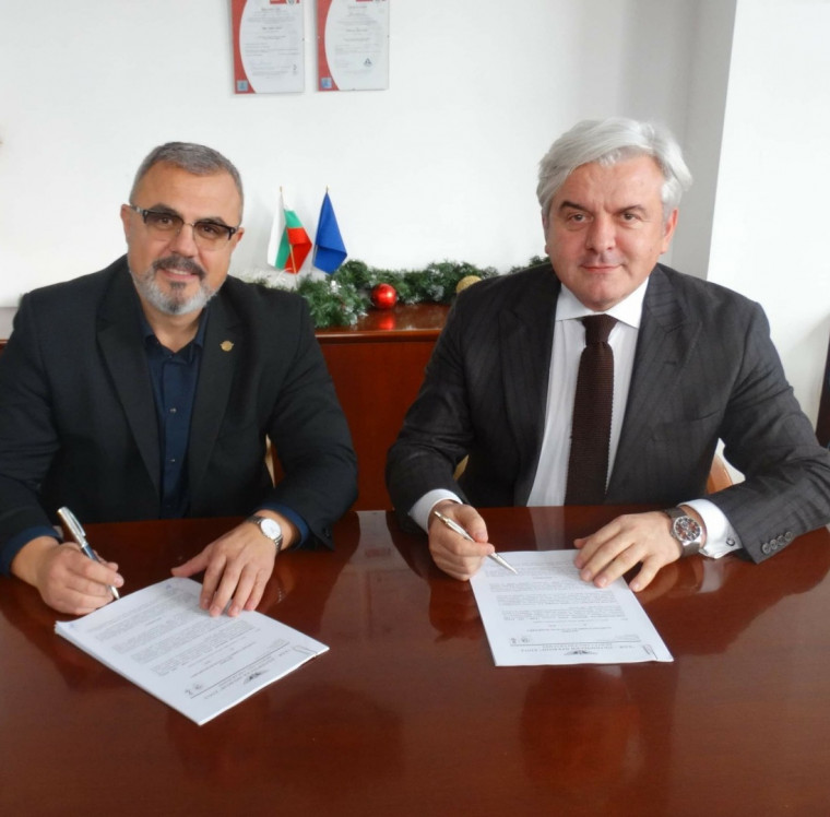 BDZ and Alstom have signed a contract for repair of multiple units