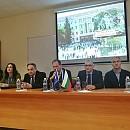 """Мениджърският екип на БДЖ участва в работна среща със студенти и преподаватели от  ВТУ """"Тодор Каблешков"""""""