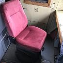 Започна поетапното монтиране на нови седалки в локомотивите