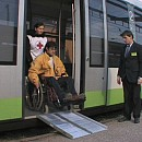 Disabled passengers