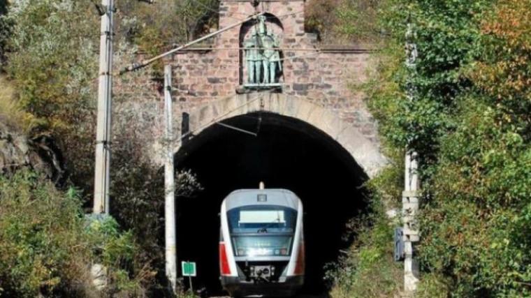 """Тунелът """"Козница"""""""
