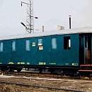 Теснолинеен музеен пътнически вагон ВC764 558