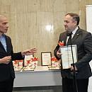 """БДЖ получи почетен приз """"Добродетел 2018 г."""""""