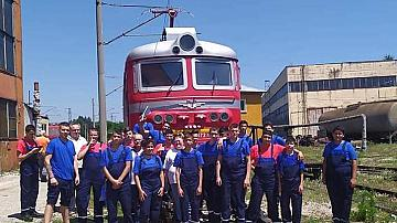 БДЖ продължава политиката за създаване на бъдещи професионални кадри в железопътния транспорт