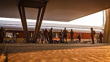 """БДЖ ще осигури превоза на участниците и техните велосипеди в """"Байк и Рън за Чепън"""""""