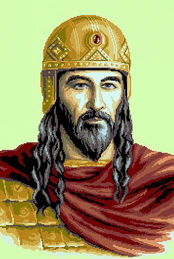 Поредица Български владетели - Хан Тервел