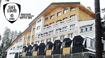 Почивната база на БДЖ в Паничище със сертификат SafeGuard