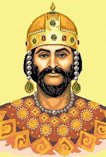 Поредица Български владетели - Цар Иван Асен II