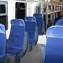 Извършване на дезинфекция, дезинсекция и дератизация на пътнически вагони, мотрисни влакове, закрити и открити площи