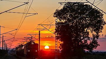 Любителите на железопътния транспорт в България могат да участват в Европейски железопътен фотографски конкурс