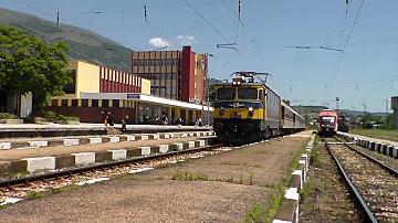 Временни промени в движението на някои влакове в участъка между гарите Карлово и Антон