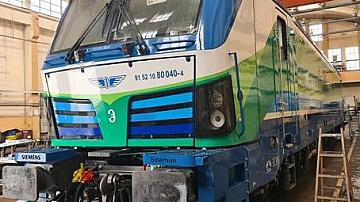 BDZ increases the fleet with three new Smartron locomotives