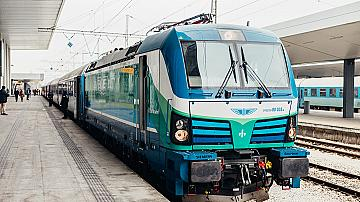 New Siemens Smartron locomotives go into service