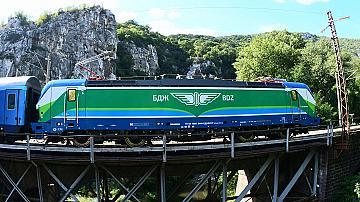 Проектът на График за движение на влаковете за 2022 г. е публикуван за обществено обсъждане