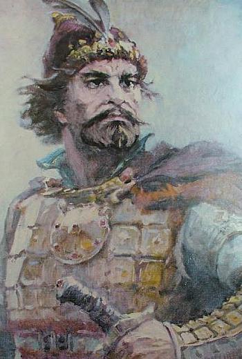 Поредица Български владетели - Хан Аспарух