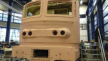 Изпълнение на капиталните ремонти на локомотиви