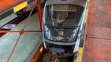 БДЖ и Алстом отчетоха напредъка по проекта за поддръжка на мотрисните влакове