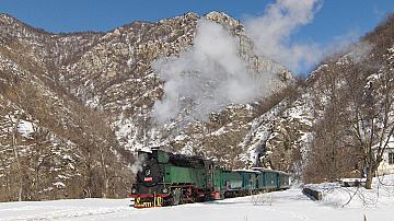 БДЖ организира празнично пътуване с парен локомотив  между Септември и Велинград