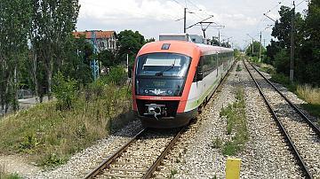Пътнически влак от Враца за Плевен престоя 68 минути в гара Червен бряг