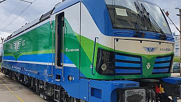Next batch Siemens Smartron locomotives in operation