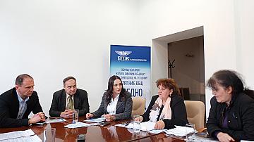 БДЖ подписа партньорско споразумение с професионални гимназии  по железопътен транспорт