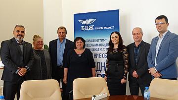 БДЖ разширява сътрудничеството си с професионалните гимназии  по железопътен транспорт